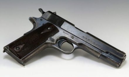 The Iconic Browning 1911, the One That Started It All