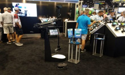 Garmin Force Trolling Motor Wins Best in Show at ICAST 2019