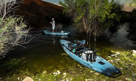 Hobie® MirageDrive® 360 Earns More Than Accolades at ICAST 2019