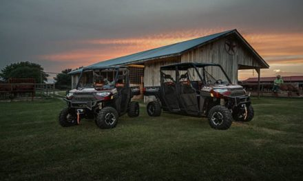 Polaris Debuts Brand New 2020 RANGER XP 1000 Texas Edition Side-by-Sides