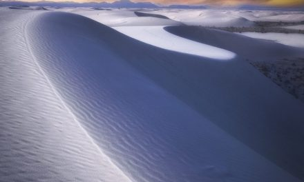 Behind The Shot: Line In The Sand