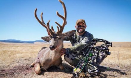 Former UFC Fighter Chad Mendes Nails a Big Oregon Mule Deer
