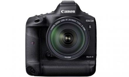 Canon Reveals Development Of EOS-1D X Mark III