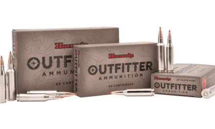 Hornady Outfitter Ammo: Built for Big Game Reliability