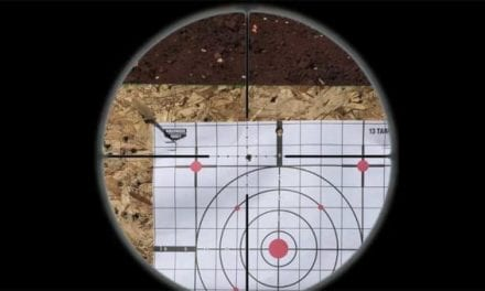 How to Really Sight in a Rifle with Only One Shot