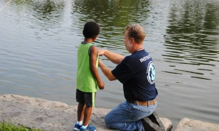 Youth Fishing Instructor Workshop, Oct. 20