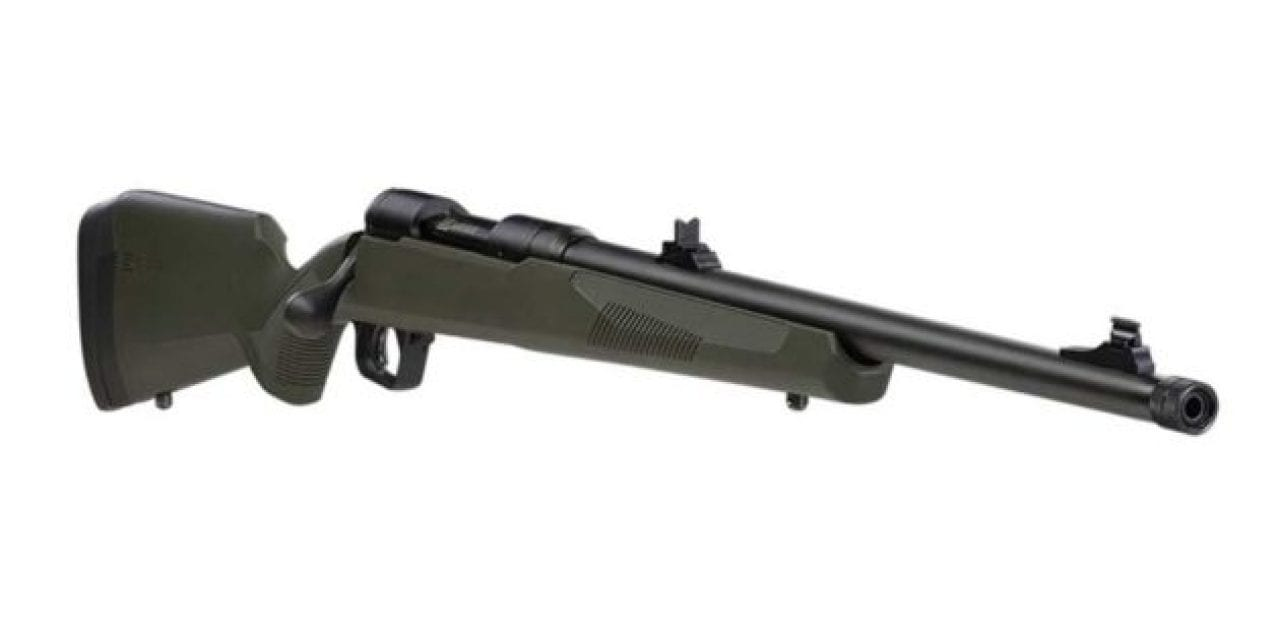 Savage 110 Hog Hunter Rifle: The Full Scoop on the Pig Gun of Choice