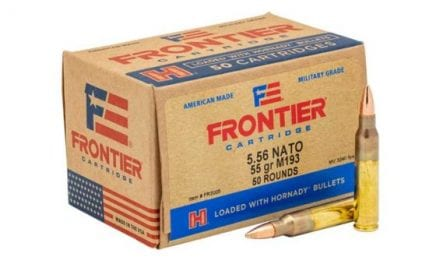 Hornady Frontier Ammo: Relaunching the Classic Cartridge