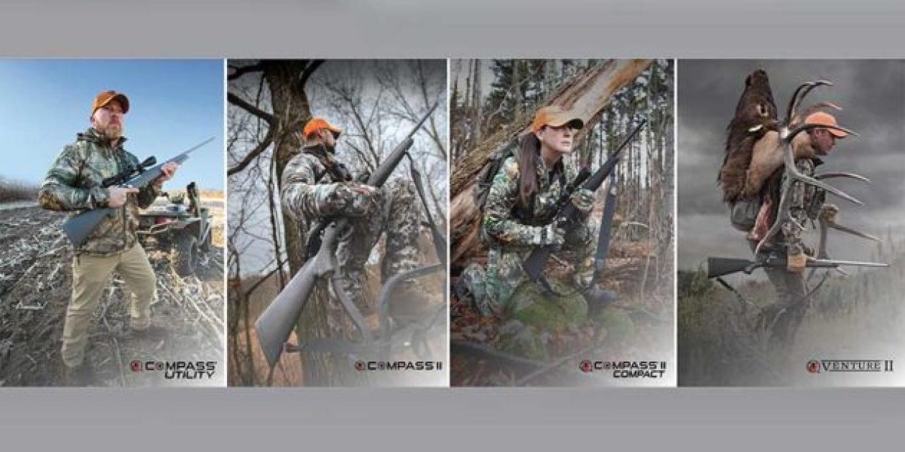 New Thompson/Center Rifles Make Their Debut