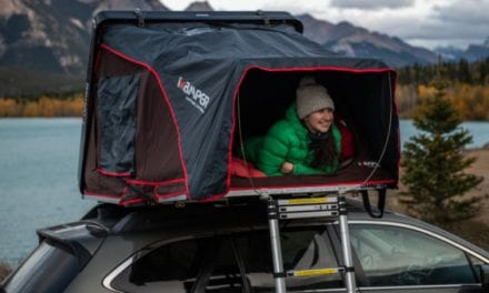 Check Out the Cool New iKamper Skycamp Mini