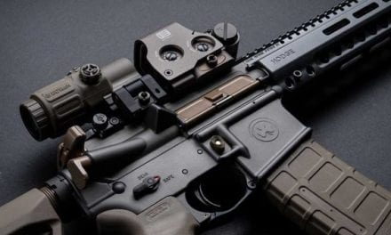 EOTECH Adds Magnifiers to Their Lauded Holographic Weapon Sights Line