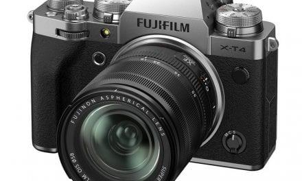 Fujifilm Announces X-T4 Flagship Camera