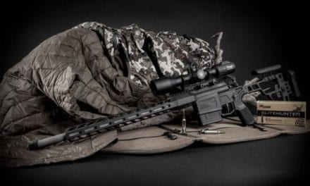 SIG SAUER Cross Rifle Folds the Gap Between Tactical, Hunting Purposes