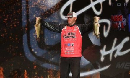 Hank Cherry is the 50th Bassmaster Classic Champion