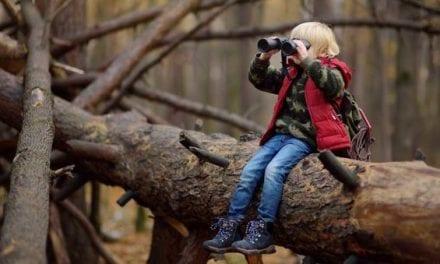 How to Help Raise Outdoor Aware Kids