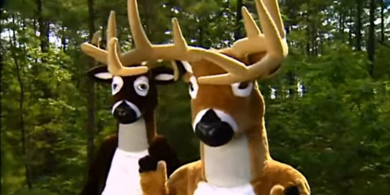 Jeff Foxworthy's 'Deer Seminar' Explains Why You Never See Anything While Hunting