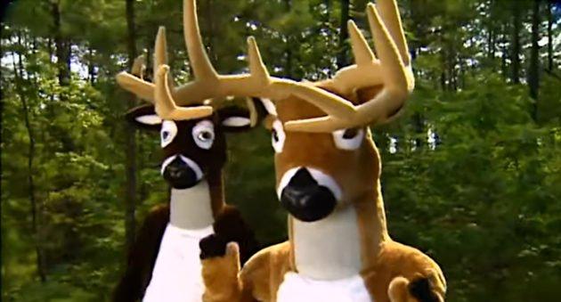 Incomplete Deer Hunter