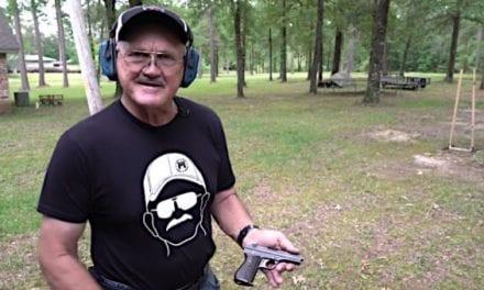 Jerry Miculek Revisits the First Handgun He Ever Shot, the CZ Model 27