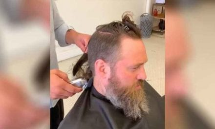 Willie Robertson of Duck Commander Gets a Haircut for the First Time in 17 Years