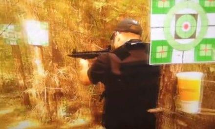 Georgia Man Loses Leg Shooting Tannerite-Filled Lawn Mower