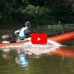 Jet-Powered Canoe Takes Canadians for the Ride of Their Life