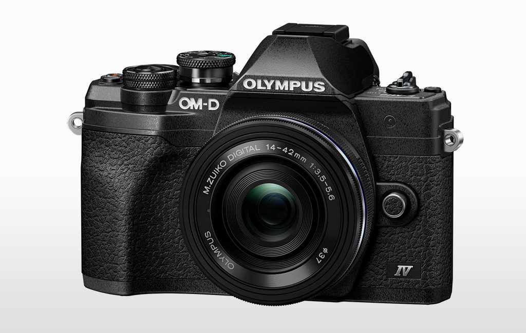 Image of the Olympus OM-D E-M10 Mark IV