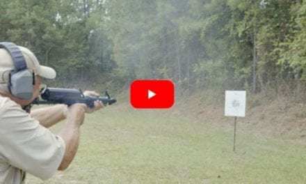 Jerry Miculek Fires Off 100 Rounds in Just 18.3 Seconds