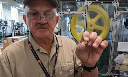 Jerry Miculek Lead a Behind-the-Scenes Tour of Hornady's Nebraska Ammo Plant