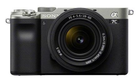 Sony Introduces Smaller, Lighter a7C Full-Frame Mirrorless Camera
