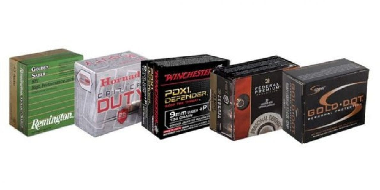 Best 9mm Self Defense Ammo: 5 Top Choices Used By Law Enforcement