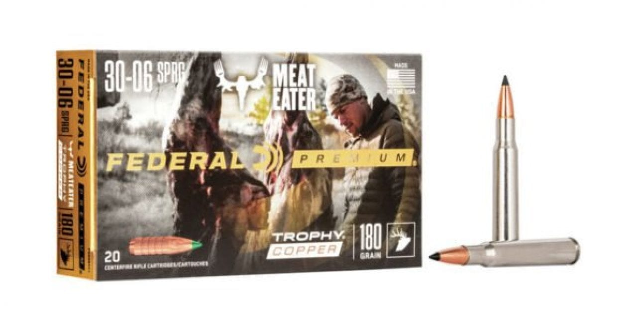 Federal Premium Trophy Copper Ammo: Everything You Need to Know About the Ammo Used By the MeatEater Crew