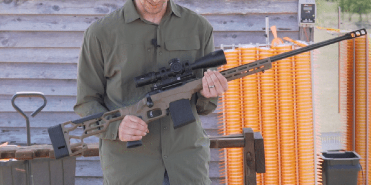 Gun Profile: Savage Arms 110 Precision