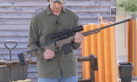 Gun Profile: Savage Arms 110 Precision
