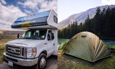RV Camping vs. Tent Camping: It's Time to Take Sides