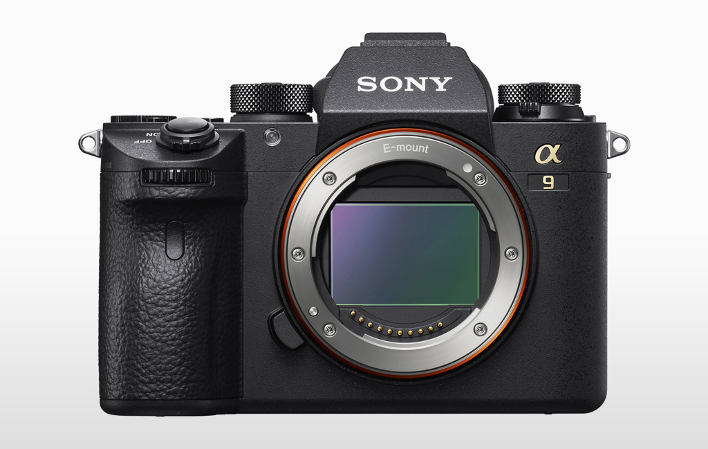 Image of the Sony a9