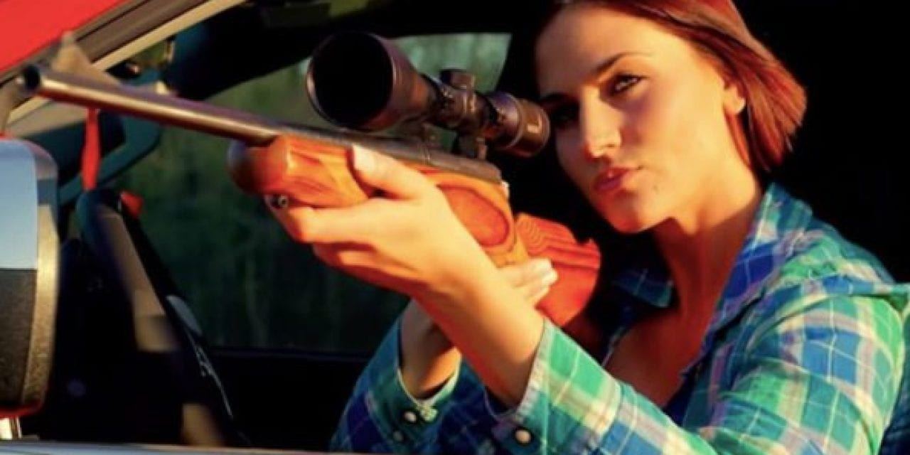 The Music Video for 'She Shot My Buck' Will Crack You Up