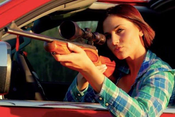 buck music video