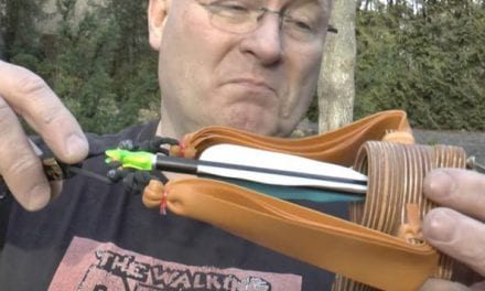 Tiny 58-Pound Sling Bow Is a Lot Tougher Than It Looks