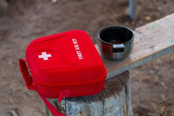3 Waterproof Bandages Perfect for First Aid Kits, Camping, and Hiking