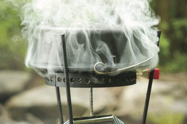 campfire cooking kit FI