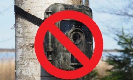 Arizona Finalizes Complete Trail Camera Ban Starting in 2022