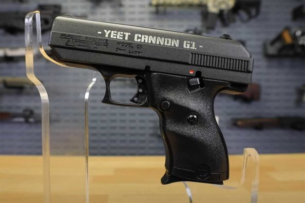 Hi-Point Yeet Cannon