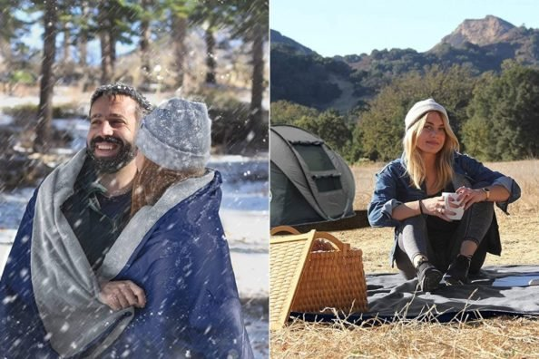 The 6 Best Waterproof Blankets of 2021 for Camping and Lake Days