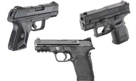 3 Best Handguns Under $500