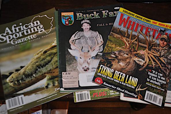 Hunting Magazines