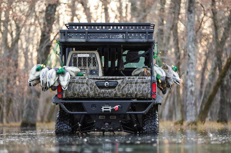 Can-Am waterfowl