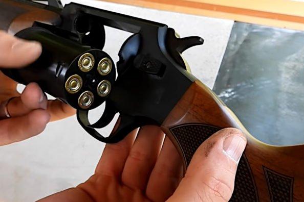 Eternal Arms RVL Shotgun