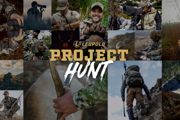 Leupold's 'Project Hunt' Contest Seeks to Capture Your Fall Adventures on Film