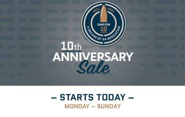 Guns.com is Celebrating a Decade of 2A Dedication!