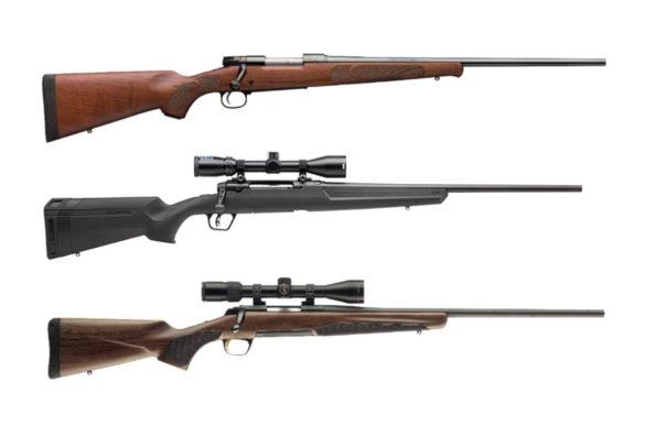 .243 Winchester Rifles